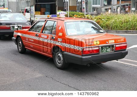 Nissan Cedric Taxi