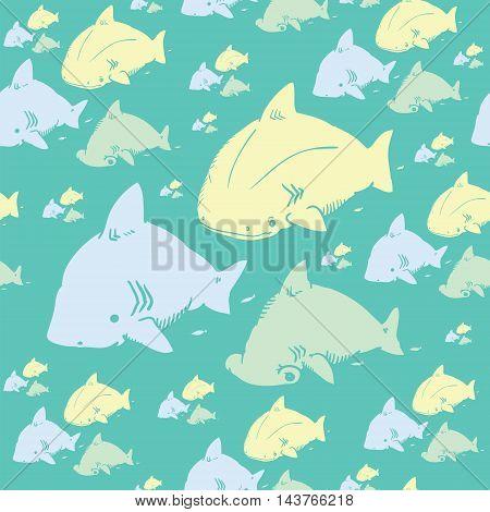 Cute Fubsy Sharks 6