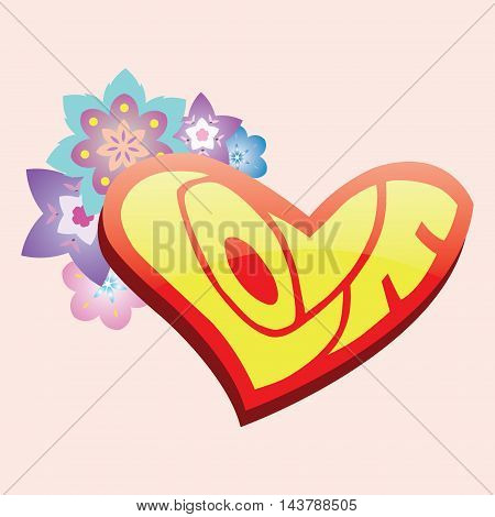 Vector Design Element For Valentines Day 4