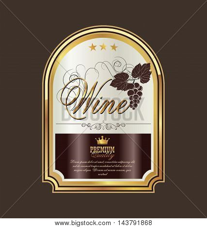 Wine Label 2.eps