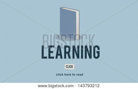 Learning Education Academic Knowledge Book Concept