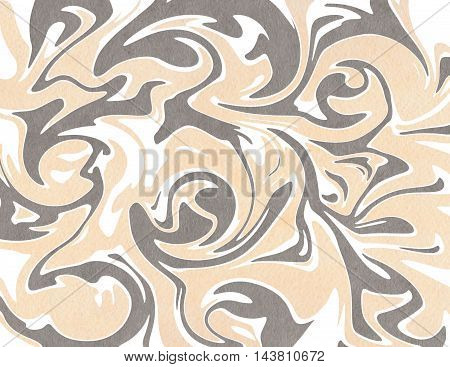 Abstract Background. Watercolor Marble Texture.