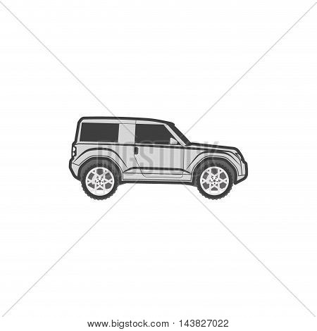 Suv Modern Off-road, Sport Utility Crossover