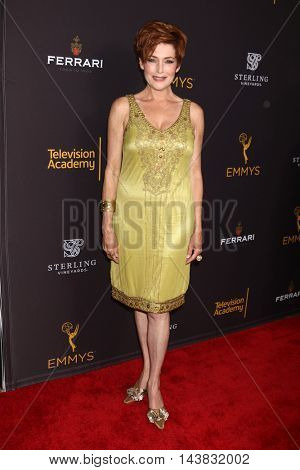 LOS ANGELES - AUG 22:  Carolyn Hennesy at the Television Academy's Performers Peer Group Celebration at the Montage Hotel on August 22, 2016 in Beverly Hills, CA