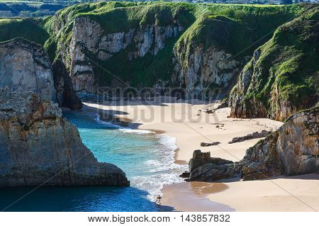Mexota Beach (spain).