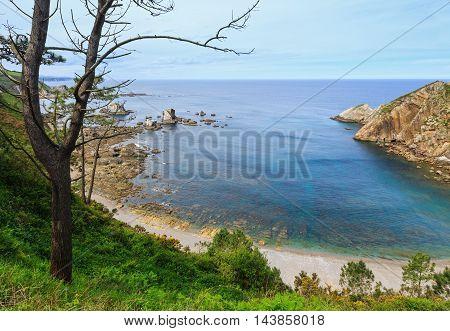 Silencio Beach (spain).