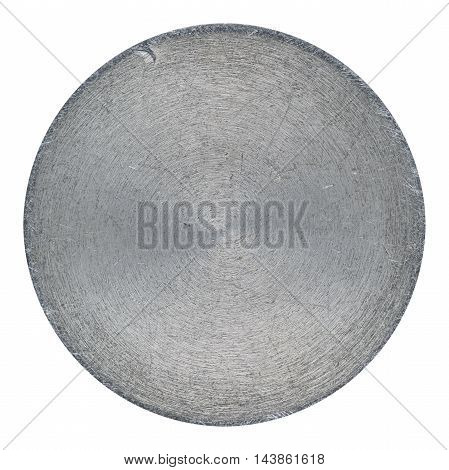 Grey Steel Metal Texture Background