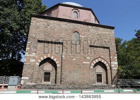 Old Building In Bursa City