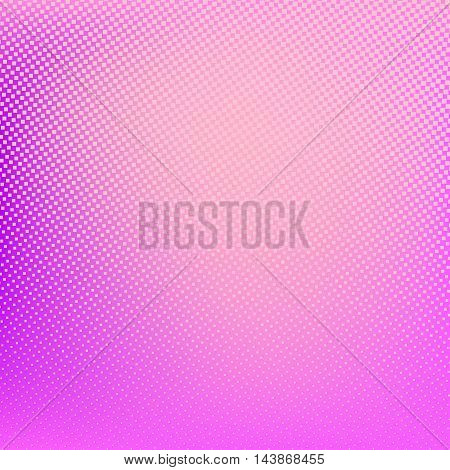 Halftone background. Pink abstract spotted pattern. Vector illustration for business presentation