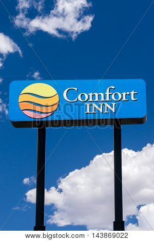 Comfort Inn Sign And Logo
