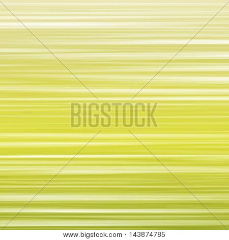 Abstract wavy striped background with lines. Colorful pattern with gradient green glitch texture. Vector illustration of digital image data distortion.