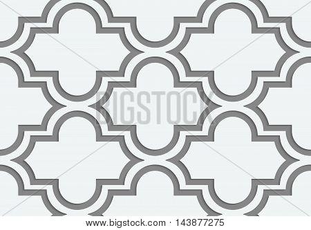 Perforated Horizontal Marakech