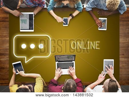 Communication Connection Information Message Concept