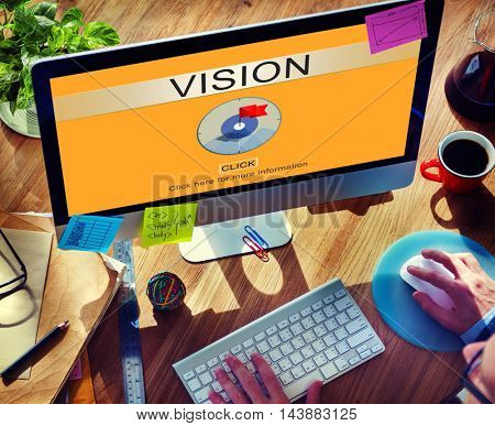 Vision Value Mean Objective Philisophy Target Concept