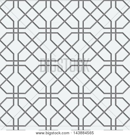 Perforated Crossing Grids