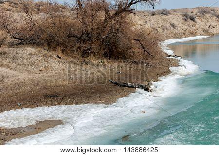 River Last Ice