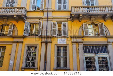 Alfredo Casella House (hdr)
