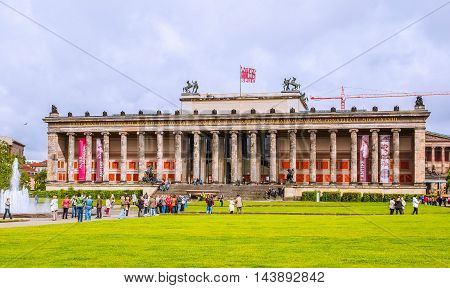Altesmuseum Berlin (hdr)