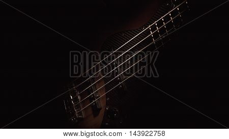 Five Strings Bass Guitar