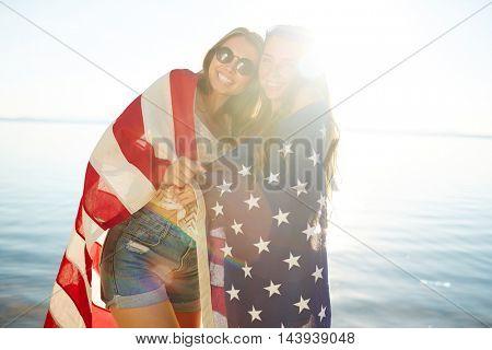 Pretty patriots