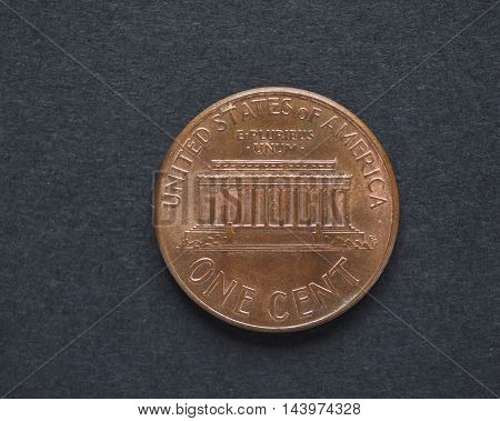1 Dollar Cent Coin