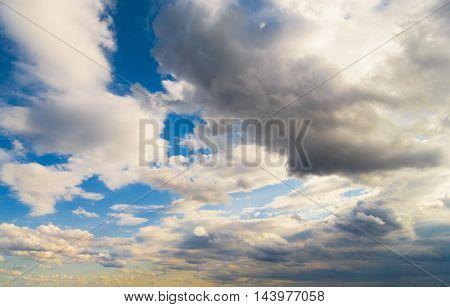Cloudscape Divine Summer Heavens