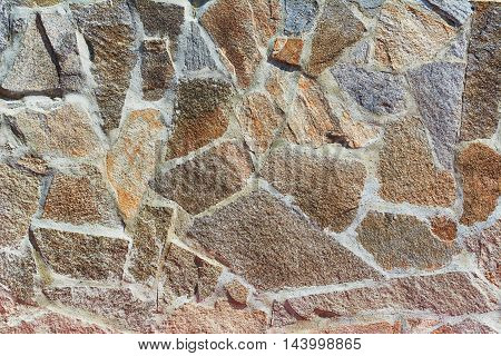 Image of the Big Stone Abstract Background