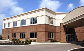 picture of medical office  - Medical office in an office park complex - JPG