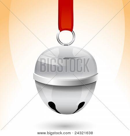 Vector Christmas Sleigh Bell