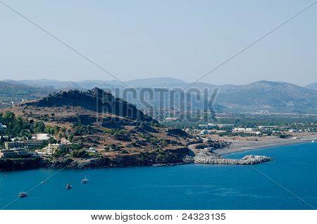 Rhodes island bay