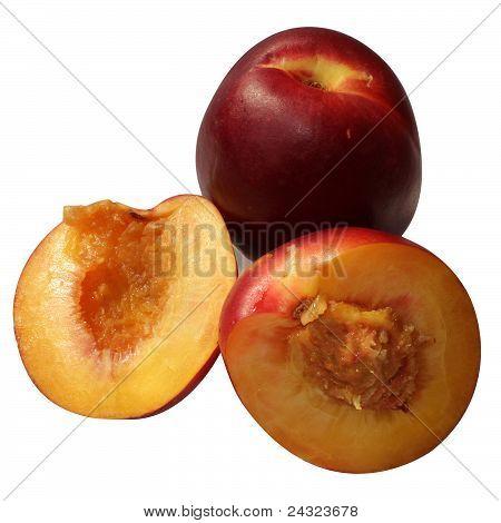 Nectarine Juicy