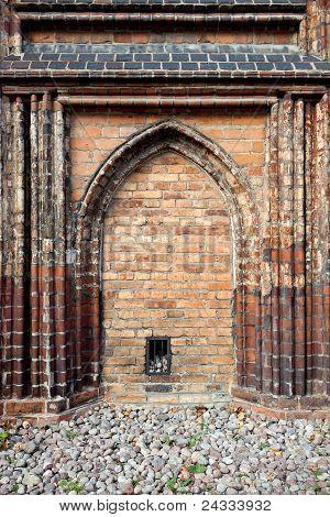 Imured Door