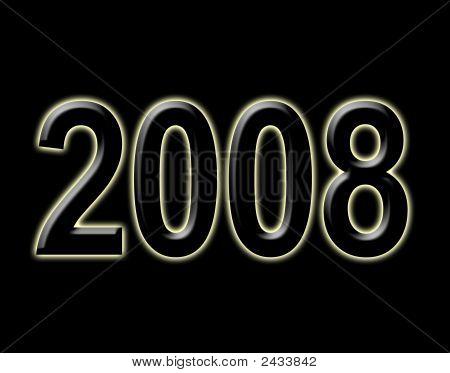 2008 In Black