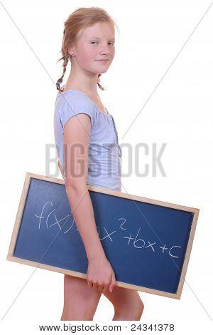 Estudante de matemática