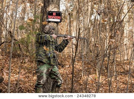 Illegal Hunter