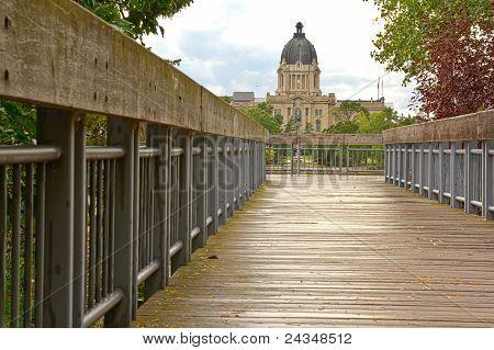 Saskatchewan Legistralive Building