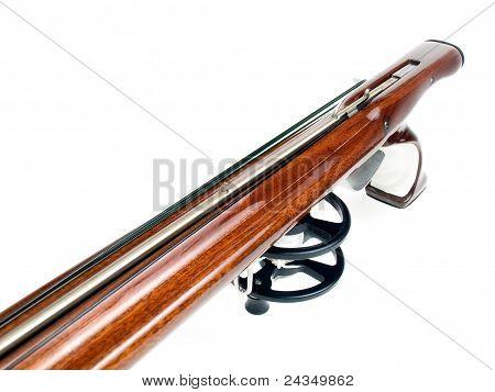 Speargun Body Rear