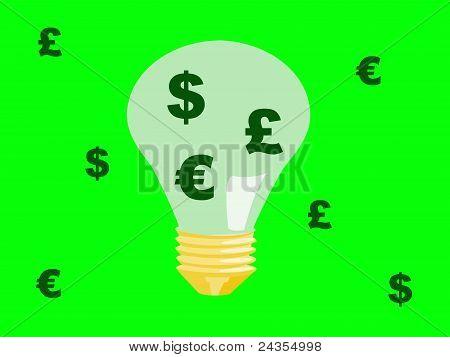 Money making idea ($, £, € )