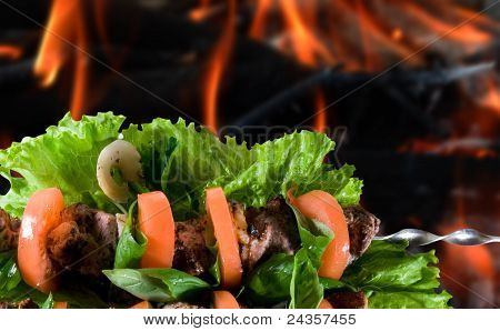Shashlik Meat
