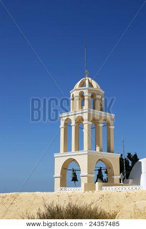 Santorini Bell Tower