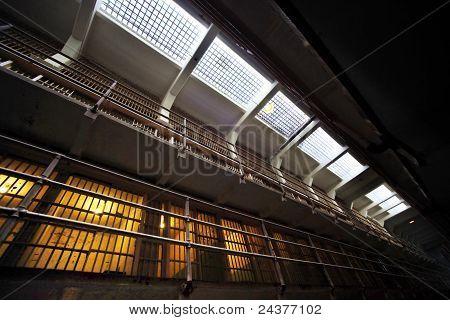 Alcatraz Jail Cells