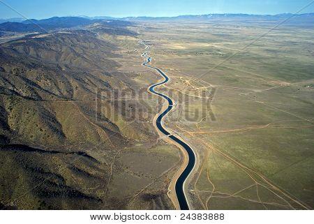 Desert Aquaduct