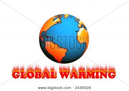 Global Warming 1 Psd.