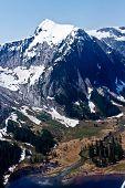 stock photo of punchbowl  - Misty Fjords National Monument Wilderness near Ketchikan Alaska - JPG