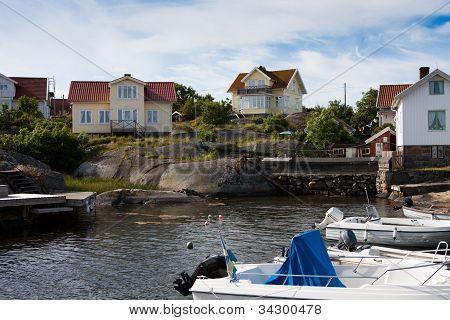 Summer Homes In Sweden