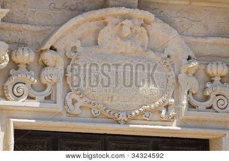 Cathedral of Otranto. Puglia. Italy.