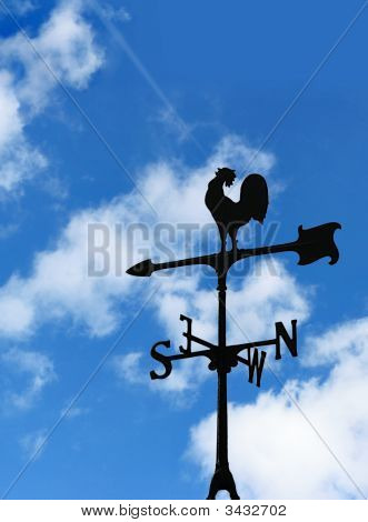 Wind Cock Direction