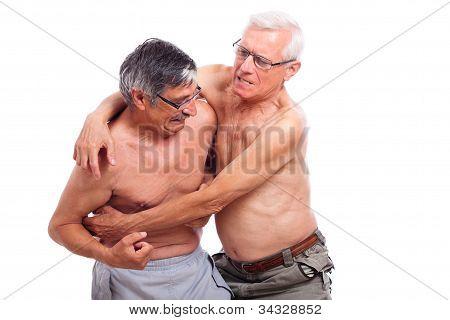Seniors Fight