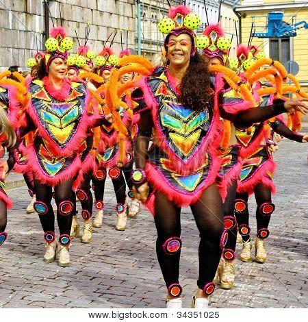 Samba Carnival