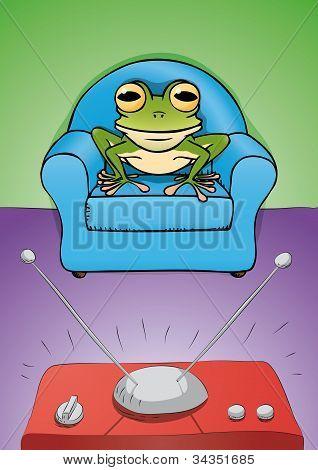 Frog Watch  Tv